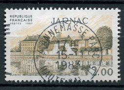 France 1983 -  N° 2287 - Jarnac - Oblitéré - * - Used Stamps