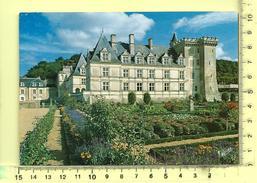 CPM, VILLANDRY: Les Jardins Et Le Château - Autres Communes