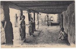 Gabes - Une Rue Du Petit Djara  - (53. ND Phot.)  - (Tunesie) - Tunesië