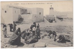 Gabes - Zaouia Et Marabout De Sidi-Boulbaba - (33. ND Phot.)  - (Tunesie) - Tunesië