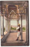 Tunis - Pavillon Arabe Du Belvédère - (j 5542 - Edition Photoglob Co., Zürich)  - (Tunesie) - Tunesië