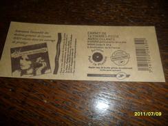 CARNET N° 4197 C 12  -COTE = 18,00eur (Val/Faciale =12 X 0,85 =10,20eur) VENDU 9,00 Eur !!! - Uso Corrente