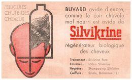 Buvard (4)  Shampoing  Silvikrine - Blotters