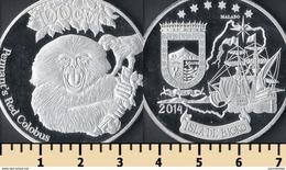 Bioko 100 Francs 2014 - Equatorial Guinea