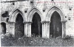 RADEPONT (Eure) Abbaye De Fontaine-Guénard - Le Cloître - Other Municipalities