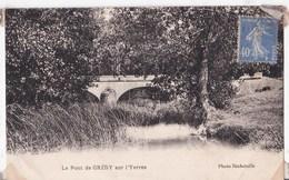 Carte Postale            Le Pont De Grégy Sur L'yerres - Other Municipalities