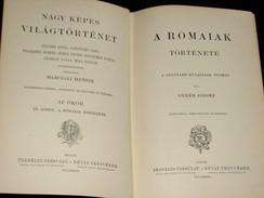 A Romaiak Története 1899 - Old Books