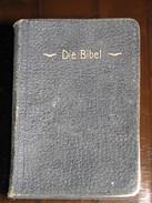 Die Bibel 1909 -RARE - Books, Magazines, Comics