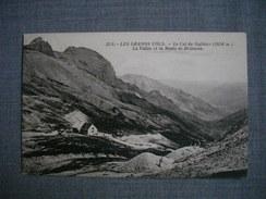 Le Col Du Galibier  -  05  -  La Vallée Et La Route De Briançon  -  HAUTES ALPES - France