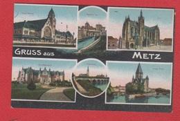 Metz  --  Gruss Aus Metz - Metz