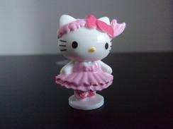 Figurine Hello Kitty,Sanrio, BIP HOLLAND, Plastique,danseuse Noeud - Autres