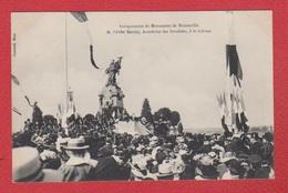 Noisseville  -- Inauguration Du Monument De Noisseville - Other Municipalities