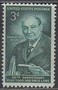 UNITED STATES    SCOTT NO. 1080          YEAR  1956 - Unused Stamps