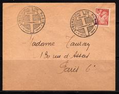 FRANCE POSTE SPECIALE LIBERATION FFI DE PARIS MUSEE CARNAVALET 11 NOV 1944 - France