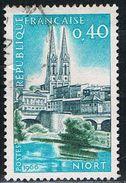 FRANCE : N° 1485 Oblitéré (39ème Congrès De La FFAP, à Niort) - PRIX FIXE - - Gebraucht