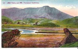 42 - Mill Valley And Mount Tamalpais, California - Altri