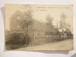 Postcard Langerbrugger ( Evergem ) Pensionnat Des Soeurs De La Visitation Vue Exterieure Belgium My Ref B1321 - Evergem