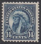 UNITED STATES    SCOTT NO. 565     MNH       YEAR  1922   PERF 11 - United States