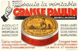 G Gr/Graisse Paulin (N= 1) - Buvards, Protège-cahiers Illustrés