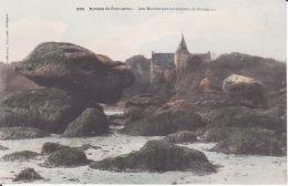29 CPA PONT AVEN , Château De Poulguen, 2 Scans - Pont Aven