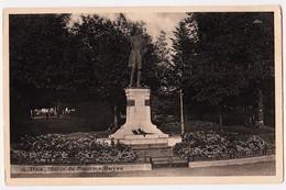 40 - Dax - Carte Photo Ancienne - Statue De Maurice Boyau - - Dax