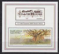 South Africa 1995 Northern Transvaal / Coach House M/s ** Mnh (34343A) - Blokken & Velletjes