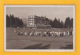 SUISSE - VALAIS - CRANS S/ SIERRE - HOTELS - SPORTS - GOLF - Hôtel Du Golf Et Des Sports - Animation - VS Wallis