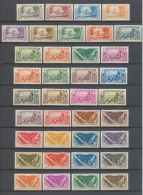 Colonies Française OCEANIE N°84 à 120 Neuf * TB. Cote 84€. N2446