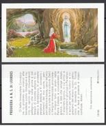 Madonna Di Lourdes - Santini