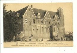 Louvain Leuven La Chartreuse Monastère Des Frères Mineurs - Leuven