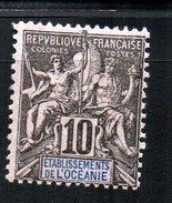 Océanie : N° 5 Neuf X MH  , Cote : 33,00 € - Unused Stamps