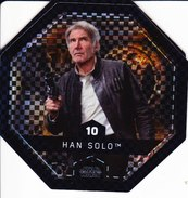 10 HAN SOLO 2016 STAR WARS LECLERC COSMIC SHELLS - Episodio II