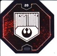 20 RESISTANCE 2016 STAR WARS LECLERC COSMIC SHELLS - Episode II