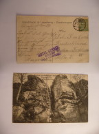 Lussemburgo - 1912 - Berdorf - Cartolina - Berdorf