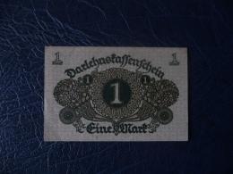 Germania Reich - 1920 - Banconota 1 Marco - [ 3] 1918-1933 : Weimar Republic