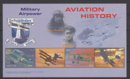 Liberia - 2003 - Nuovo/new MNH - Aviazione - Mi Block 487 - Liberia