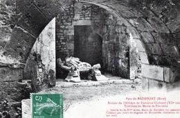 Parc De Radepont (Eure) Ruines De L'Abbaye De Fontaine-Guénard- Tombeau De Marie De Ferrières - Other Municipalities