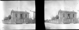 H0028 - ALGERIE - CONSTANTINE - Maison De Mr. POUPIN - Plaques De Verre