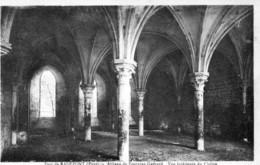 Parc De Radepont (Eure) Abbaye De Fontaine-Guénard Vue Intrieur Du Cloître - Other Municipalities