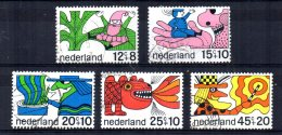 Netherlands - 1968 - Child Welfare - Used - 1949-1980 (Juliana)