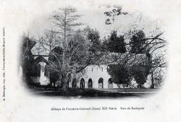 Abbaye De Fontaine-Guénard (Eure) XIIe Siècle - Parc De Radepont - Other Municipalities