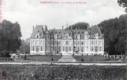 LA VALLEE DE L'ANDELLE - Le Château De Radepont - Other Municipalities