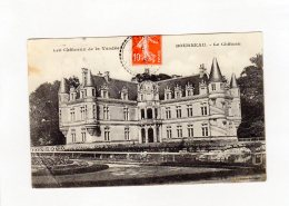 66630    Francia,  Bourneau,  Le  Chateau,  VG  1912 - Fontenay Le Comte