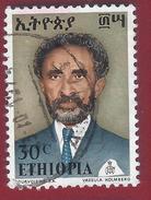 1973 - Haile Sellasie I - Mi:ET 760 - Used - Etiopia