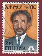1973 - Haile Sellasie I - Mi:ET 770 - Used - Etiopia