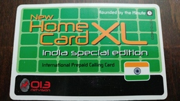 Israel New Home Card XL-(9)-INDIA-(2.11.2017)--013net Vision-lokking Out Side-used - India