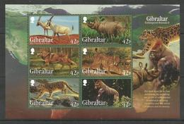 GIBRALTAR - MNH - Animals - Wild Animals - Tiger - Stamps
