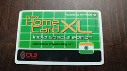 Israel New Home Card XL-(12)-INDIA-(22.3.2017)--013net Vision-lokking Out Side-used - India