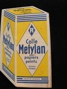 Carnet Publicitaire Colle Metylan Et Perfax Pour Papier Peints   NCL27 - Publicité