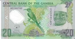 GAMBIE - 20 Dalasis 2014 - UNC - Pick 30 - Gambie